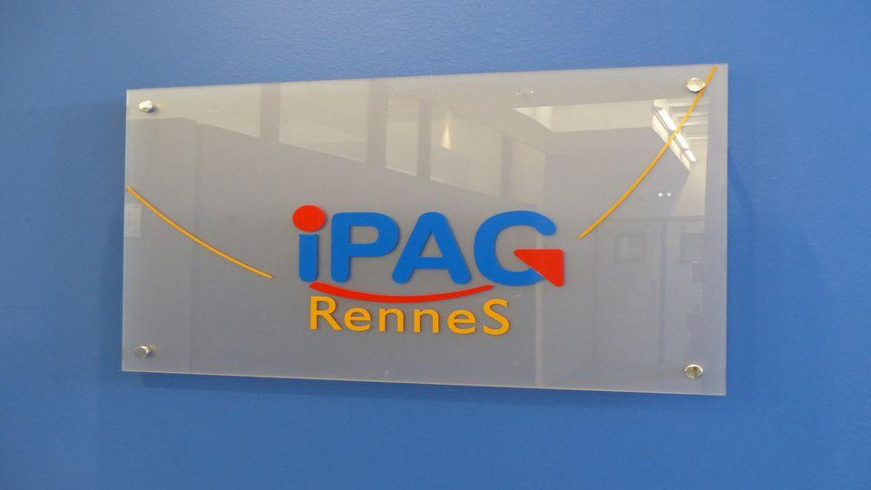Plaque IPAG